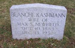 Blanche <i>Kashmann</i> Newfield