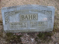 Albert Bahr