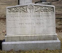 Amy Marcy <i>Cheney</i> Beach
