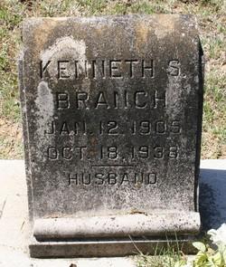 Kenneth S Branch