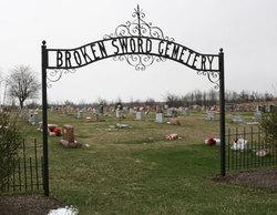Broken Sword Cemetery