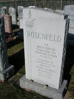 Fanny Bobbie Rosenfeld