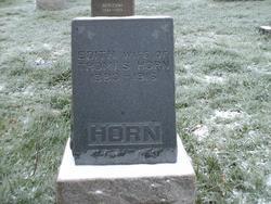Edith Horn