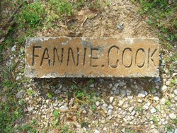 Fannie Cook