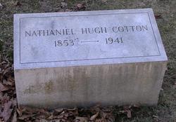 Nathaniel Hugh Cotton
