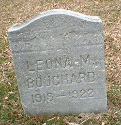Leona M Bouchard