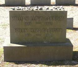 Helen Eliza <i>Benson</i> Garrison