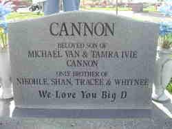 Dustin Michael Cannon