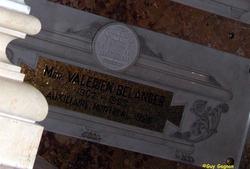 Rev Val�rien B�langer