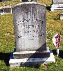 Edmund Ruffin Beckwith