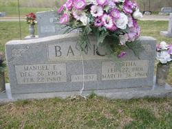 Manuel E Banks