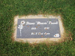 Diana Mousie Powell
