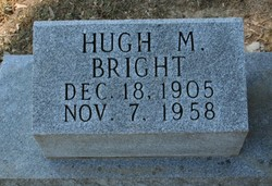 Hugh M Bright