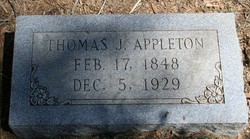 Thomas J Appleton