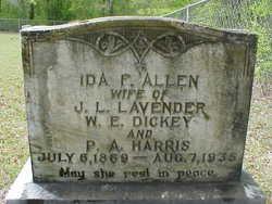 Ida Francenia Allen