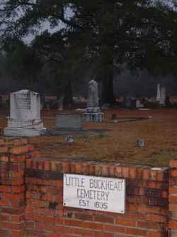 Little Buckhead Cemetery