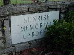 Sunrise Memorial Gardens