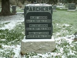 Anna Mae <i>McPhee</i> Archer