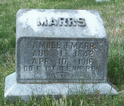 Samuel J Marrs