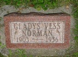 Gladys Elizabeth <i>Vess</i> Norman