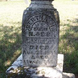 Bertha M. Amsberry