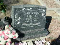 Doris Nelson Abbott