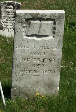 John Brown Gill, Sr
