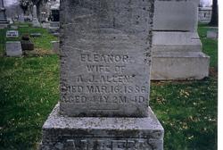 Eleanor <i>Gorsuch</i> Allen