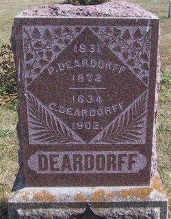 Catherine Carr Deardorff