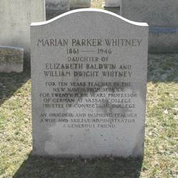 Marian Parker Whitney