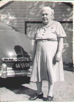 Dora Agnes <i>Bissonnette</i> Lagness