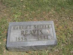 Harriet Louisa <i>Steele</i> Reavis