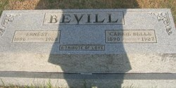 Ernest Bevill