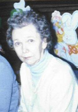 Cecelia Fay <i>Rau</i> Baker