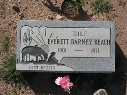 Everett Barney Chili Beach