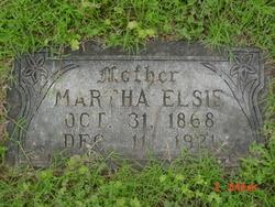 Martha Elsie ?