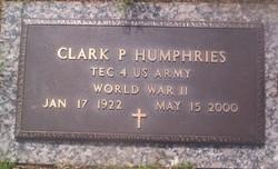 Clark Plyer Pete Humphries