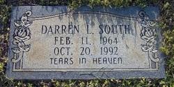 Darren Luke South
