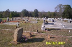 First Creek Baptist Church Cemetery