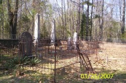 Old McCalla Cemetery