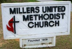 Miller's United Methodist Church Cemetery