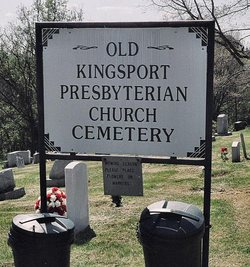 Old Kingsport Cemetery