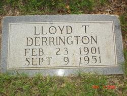 Lloyd Thomas Derrington