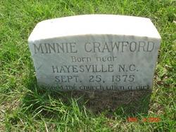 Minnie Crawford