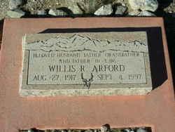 Willis R Arford