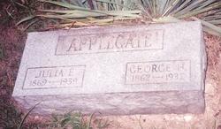 George Henry Applegate