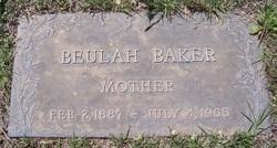 Beulah Pearl Baker