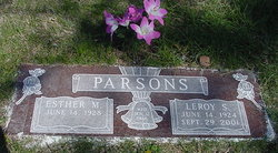 LeRoy Stillman Parsons