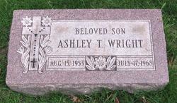 Ashley Tucker Wright, Jr