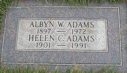 Helen C Adams